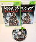 ASSASSINS CREED REVELATIONS XBOX 360 GAME 100% COMPLETE