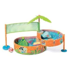 Groovy Girls Minis Splash Bash Pool Set Toys & Games