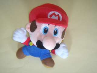 RUNNING MARIO 6 (15CM) SUPER MARIO BROS PLUSH DOLL