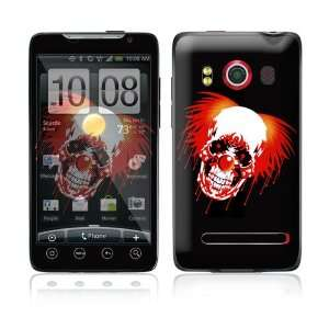 Killa Klown Protective Skin Cover Decal Sticker for HTC