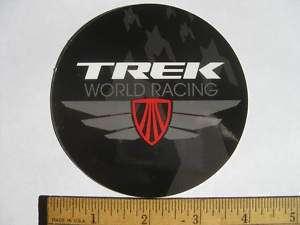 TREK World Racing RACE MTB Tri Road Bike STICKER DECAL