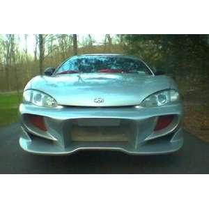 97 99 Hyundai Tiburon Invader Style Front Bumper