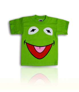 Kids Funny T Shirt Kermit The Frog All Sizes