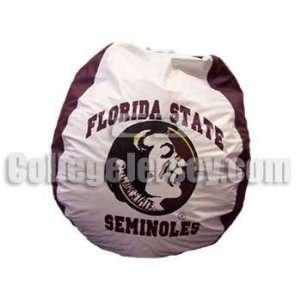 Florida State Seminoles Bean Bag Chair Memorabilia.