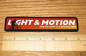 LIGHT & MOTION Road Mountain Bike TRI    DECAL STICKER