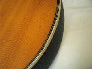 OVATION Balladeer model 1111 acoustic guitar used CASE