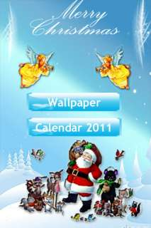 App Store   Christmas (Wallpaper Calendar)
