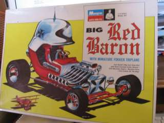 MONOGRAM BIG RED BARON 1/12