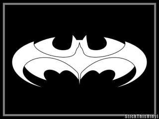 Batman and Robin 1997 Logo Decal Vinyl Sticker (2x)