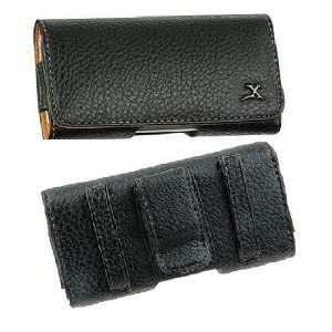 Premium Executive High Quality Leather Pouch Carrying Case