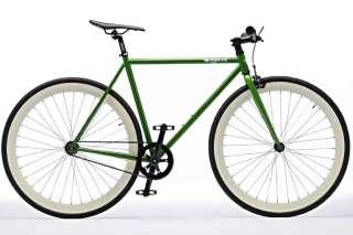 Fixed Gear Fixie Bike Bicycle Black Red Wheel l The Echo NEW