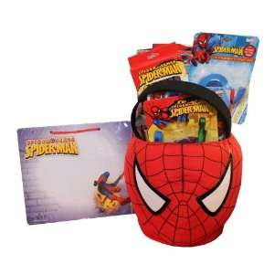 Spider man Ultimate Basket Gift Basket   Ideal For Birthday, Christmas
