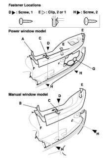 AutoZone  Repair Guides  Body  Interior  Power Door Locks (2 Of 2