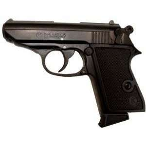 PPK   Black   Blank Firing Replica Gun Sports & Outdoors