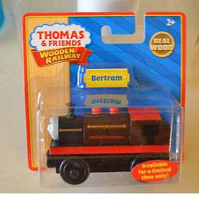 Thomas & Friends Wooden BERTRAM Limited Time ONLY REAL WOOD NEW
