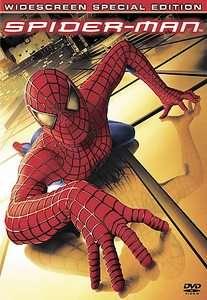 Spider Man DVD, 2002, 2 Disc Set, Special Edition Widescreen