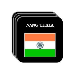 India   NANG THALA Set of 4 Mini Mousepad Coasters