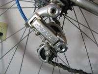 Viscount Aerospace steel 60 cm road bike RARE Bicycle Shimano