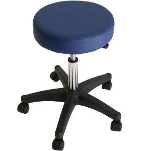 BodyWorks Pneumatic Rolling Stool Sapphire Health