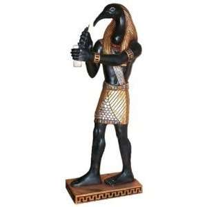 Xoticbrands 37.5 Classic Ancient Egyptian Statue God Ibis
