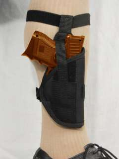 BARSONY Gun Ankle Holster Taurus MILLENNIUM PRO 9 40 45