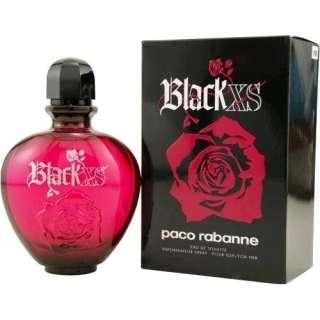 Black XS by Paco Rabanne 2.7 oz Eau De Toilette Spray for women