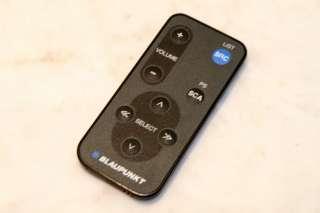 Blaupunkt Car Stereo Audio Remote Control
