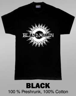 Blind Melon Rock Group T Shirt