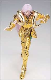 Saint Seiya Myth Cloth EX Aries Mu Bandai 70159 Action Figure Toy