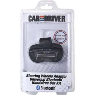 Blue Fox Extreme Cd bt700 Bluetooth Hands Free Car Kit Steering Wheel