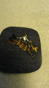 RODEO,BUCKING HORSE,RANCH BLUE,JEAN patch