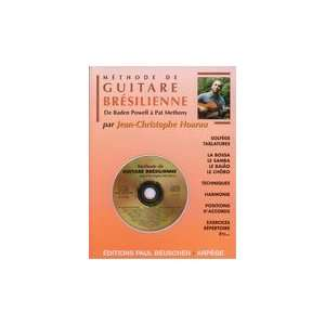 Alfred 33 01010328 Methode de Guitare Bresilienne Musical Instruments