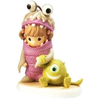 PRECIOUS MOMENTS Disney Figurine MONSTERS INC Boo ☆