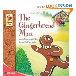 The Gingerbread Man [Paperback] Catherine McCafferty Books