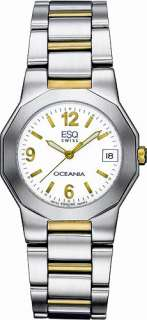 ESQ Swiss by Movado Mens Oceania Date Quartz Watch 07300701