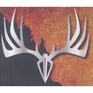Full Draw Emblem Mule Deer: Sports & Outdoors
