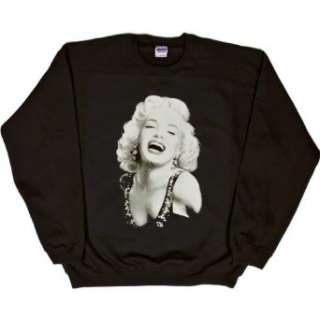 Mens Sweatshirt  MARILYN MONROE Clothing