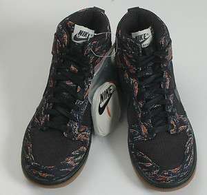 NIKE DUNK HIGH SUPREME ZOOM SNEAKERS SHOES SZ US 5/UK 4.5/CM 23.5/EUR