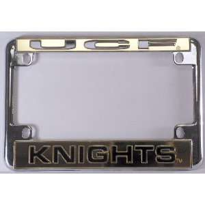 University of Central Florida Knights Chrome Motorcycle RV
