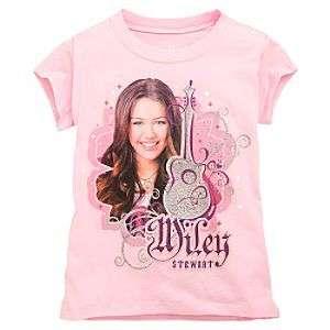 HANNAH MONTANA *Miley Stewart* Tee T Shirt 10/12 NEW