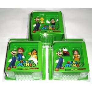 Super Mario Series 2   Set of 3 Limited Edition Figurine