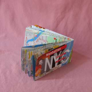 Map Laminated NYC New York City [Good Selling] POCKET