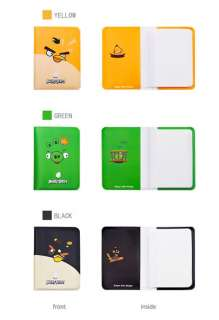 Cute Quality Business ID Credit Card Holder Case Wallet, Korean Girl