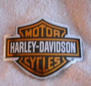 HARLEY DAVIDSON LOGO STICKER   01