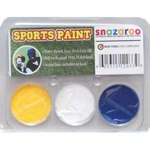Snazaroo Rams Color Pack Face Makeup Paint Kit Toys