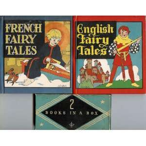 English Fairy Tales & French Fairy Tales (Two Books in a