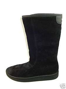 Adidas Stan Smith Womens Winter Boot Black Size 9.5