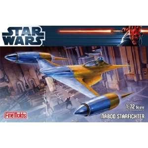 Naboo Star Fighter (1/72 Plastic model) Fine Molds Star Wars