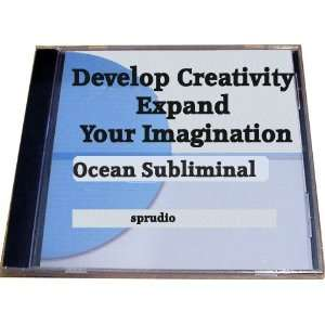 Develop Creativity Expand Your Imagination Subliminal Cd Ocean Wave