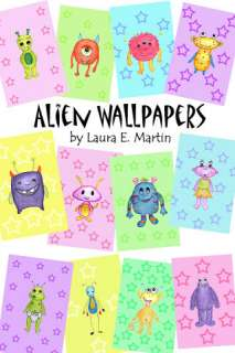 App Store   Alien Wallpapers by Laura E. Martin